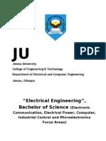 ECE JU Curriculum Re Numbered