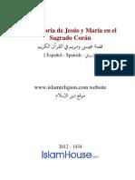 Es La Historia de Jesus y Maria en El Sagrado Coran