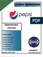 63013115 Pepsi Hr Functions