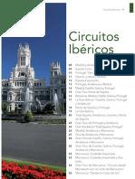 Tours de viaje por España, desde América. 2013 Mapaplus