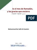 Es Recibiendo El Mes de Ramadan
