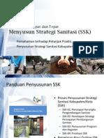 Proses Penyusunan Strategi Sanitasi Kabupaten/Kota (SSK)