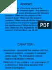 Gudielines for Mini Proposal PPt Presentation 10-12-07