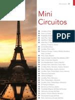 Mini Circuitos Europa 2013. Mapaplus
