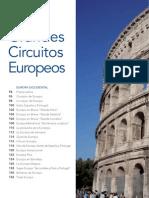 Grandes Circuitos Europa 2013