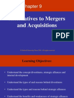 Chapter 9_Alternatives to M&A