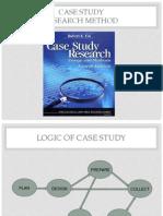 Designing case studies     Research