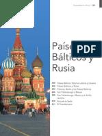 Tour Países Bálticos y Rusia. 2013 Mapaplus