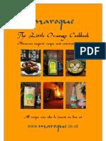 Maroque Orange Book