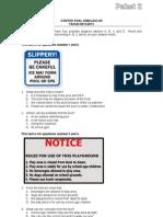 Soal Simulasi UN Paket 2