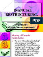 financialrestructuring-120830091158-phpapp02