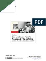 Foucault y la política. Una política combativa al alcance de todos