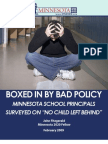 Boxed in by Bad Policy