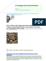 New Facts of Ecology and Environmental Toxicology. http://ru.scribd.com/doc/133995255/