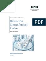 Miguel Berenguel. Detección de Cloranfenicol en Leche.pdf