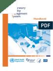 WHO Laboratory Quality Management System Handbook