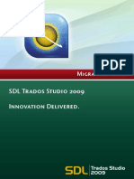 SDL Trados Studio 2009 Migration Guide_en