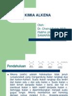 Kimia Organik 1.3 - Alkena