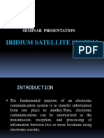 Iridium Satellite System