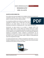 REPARACIÓN DE LAPTOP - SISTEMAS