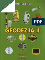 Geodezja Tom 2 Jagielski