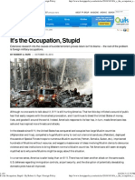 It's the Occupation, Stupid - By Robert A. Pape _ Foreign Policy.pdf