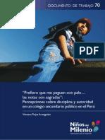 Etnografía en el Perú