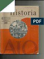 PARTE 1 scan libro HISTORIA. EL MUNDO CONTEMPORÁNEO - ALONSO