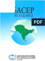 2000 - SACEP at a Glance