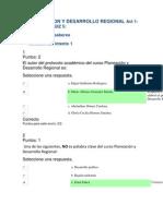 Planeacion y Desarrollo Regional Act 1-3-4 Falta Quiz 5