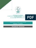LRCW4 Preliminary Program