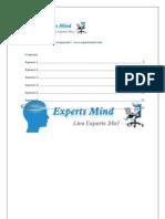 Microeconomics Sample-homework Help
