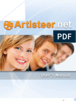 Artisteer.net User Manual