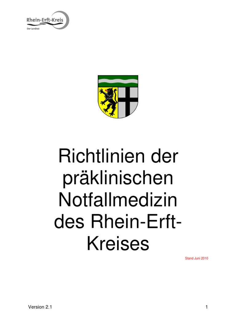 richtlinien_praeklinischrichtlinien_praeklinischen_notfallmedizin (1 ...