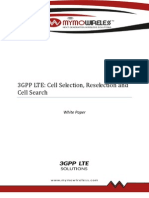LTE Cell Search_White Paper