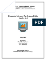 Middle School Comp Lit Curriculum Revised MAY 09