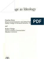 Kress & Hodge_Language & Ideology_Cap 4_Classification and Control_p_62-84