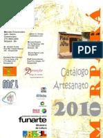 Catálogo de Artesanato de Morpará-Bahia