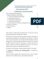 Gestao de Pessoas II Especifica Analista Administrativo 2010