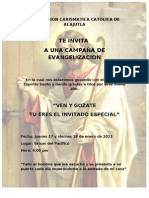 Renovacion Carismatica Catolica de Acajutla