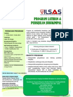 Program Persijilan Kimpalan 2013