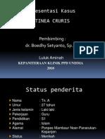 Tinea Cruris