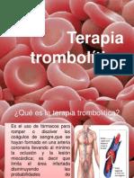 CHARLA Terapia trombolítica.pptx