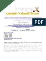 Parashat Shemini # 26 Adul 6013