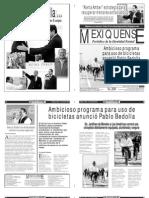 Versión impresa del periódico El mexiquense 4 abril 2013
