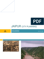 Jaipur city planning