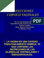 INFECCIONES CERVICO VAGINALES