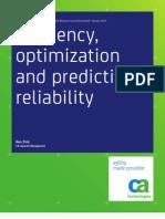 Capacity Management Resource Scoring WP
