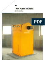 Insert Able Jet Pulse Filter