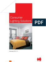 Consumer Lighting Catalogue